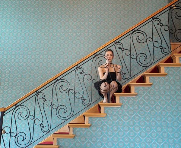 Wspaniały Wybieramy balustrady do schodów wewnętrznych XO03