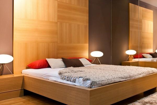 Niesamowite Łóżka do sypialni - wymiary, twardość, materac i wygląd LJ81