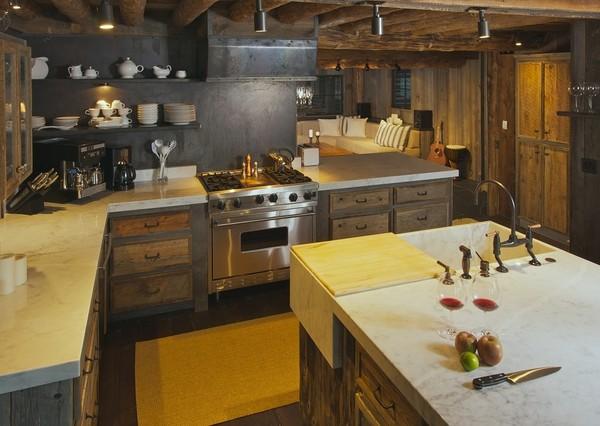 Kuchnie rustykalne  sentymentalny urok tradycji -> Kuchnie Rustykalne Bialystok