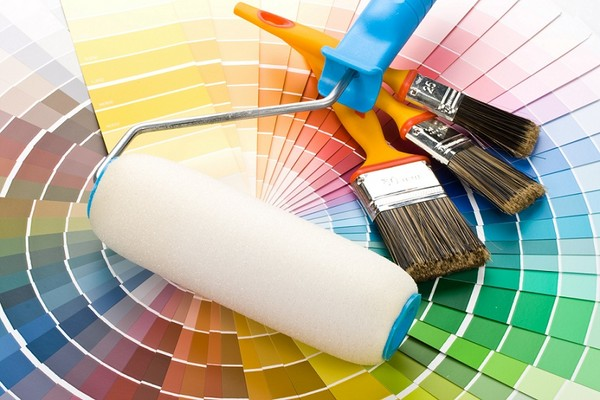 P dzle i wa ki malarskie jak je dobiera - Gamas de colores para pintar paredes ...