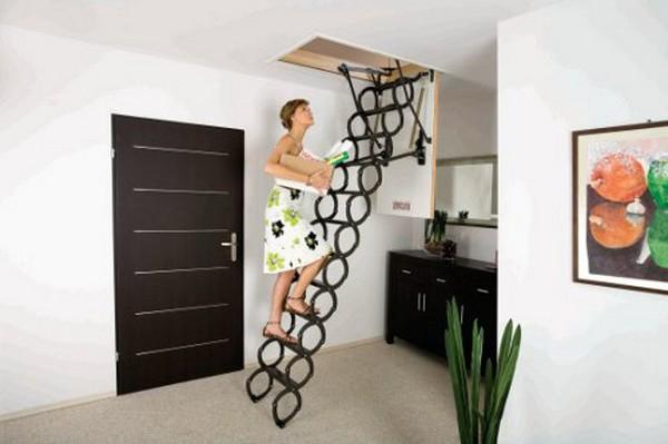Jakie schody na strych