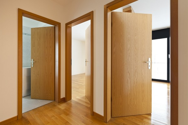 Standardowe wymiary drzwi zewn trznych i wewn trznych for Porte de salon en bois design