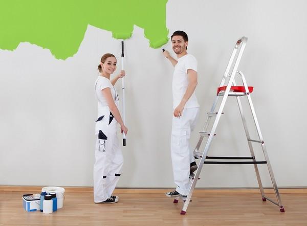 Jak Malować ściany I Sufity Wałkiem