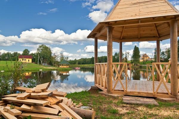 Budowa Drewnianej Altany Ogrodowej Krok Po Kroku