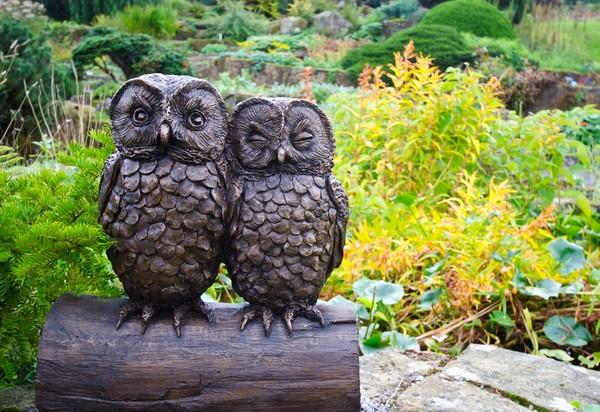 Bardzo dobra Drewniane ozdoby ogrodowe. Co warto wybrać? RB22