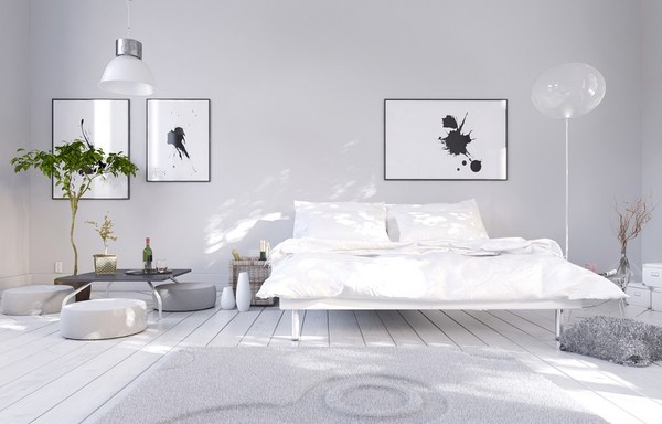 jaki kolor cian w sypialni wybra aby dobrze wp ywa na. Black Bedroom Furniture Sets. Home Design Ideas