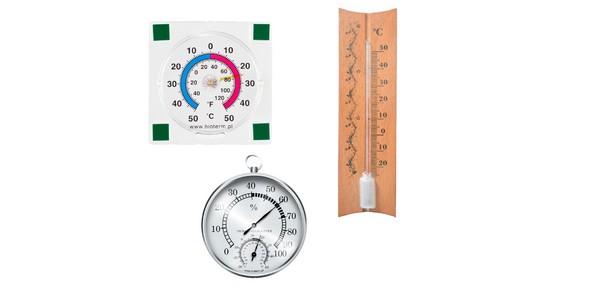 Termometry - rodzaje i podział
