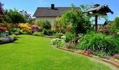 Inspirujące aranżacje ogrodów przydomowych - galeria zdjęć