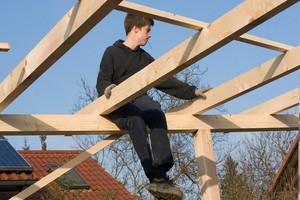 Budowa szopy drewnianej bez pozwolenia