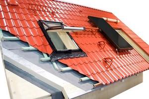 Koszt pokrycia dachu blachodachówką 2017